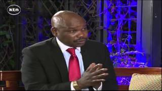 Makau Mutua would not mind being appointed Chief Justice after Willy's exit