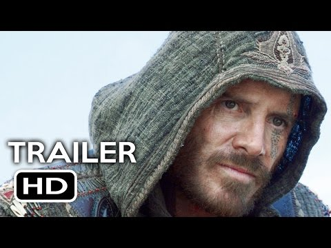 Thumbnail: Assassin's Creed Official Trailer #3 (2016) Michael Fassbender, Marion Cotillard Action Movie HD