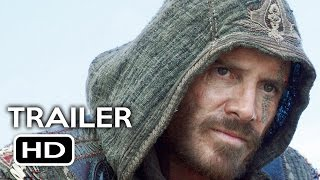assassin s creed official trailer 3 2016 michael fassbender marion cotillard action movie hd