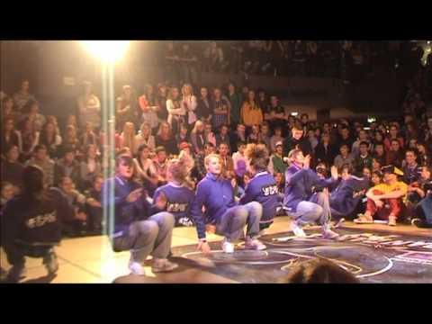 Urban Dance battle 2009 Trailer about Original Breakeur'z