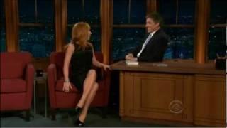 Craig Ferguson  Late Late Show Kathy Griffin Pt1 Jan 2010