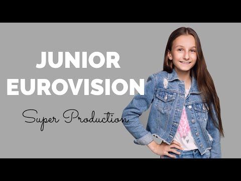 Валерiя Христюк / Junior Eurovision Song Contest