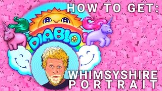 d3 how to get whimsyshire portrait frame patch 2 4 1
