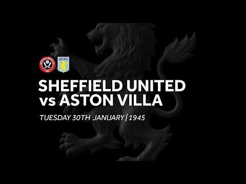 Sheffield United 0-1 Aston Villa   Extended Highlights