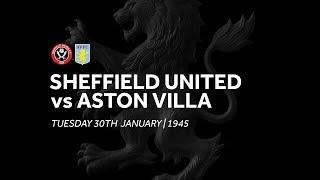 Sheffield United 0-1 Aston Villa | Extended highlights