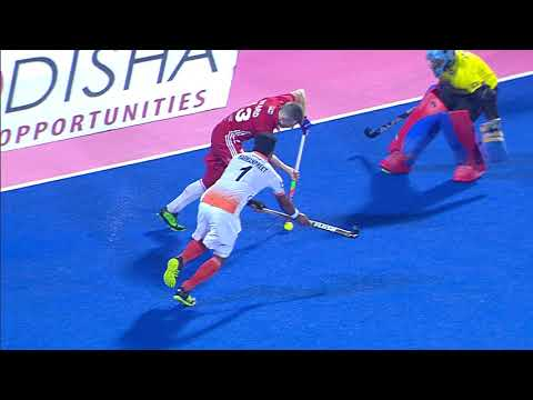Hockey World League Final: India go down 2-3 to England