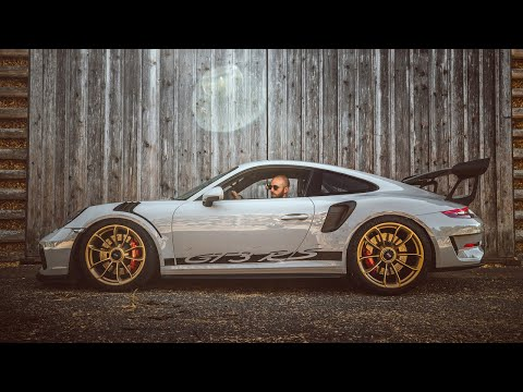 My First Day in The New Porsche 991.2 GT3 RS!