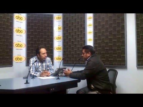 ABC Radio Puebla con Fernando Abrajan