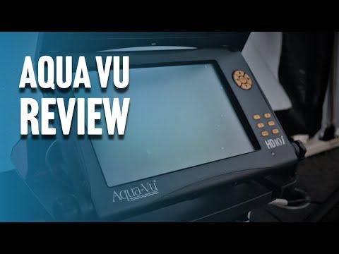 AQUA VU HD Underwater Camera REVIEW