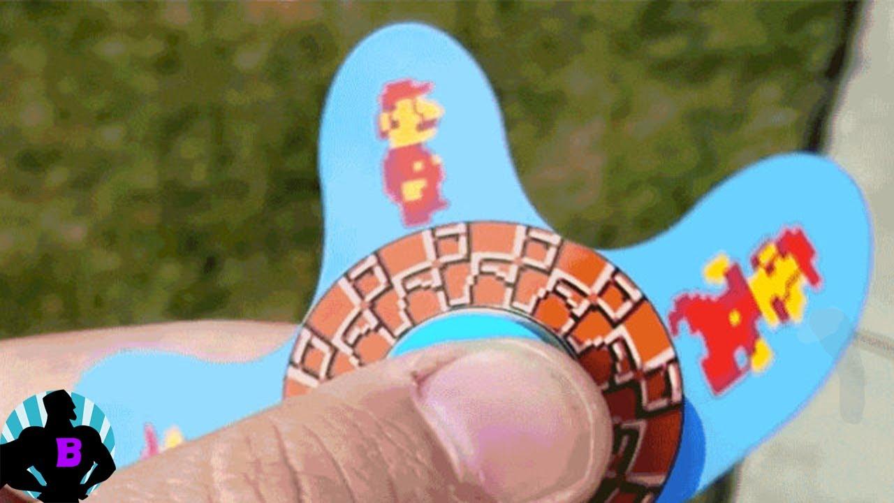 las 5 mejores ilusiones pticas con fidget spinner que no podr s creer youtube. Black Bedroom Furniture Sets. Home Design Ideas