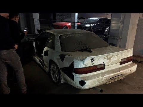 Секретная Nissan Silvia Зайцева