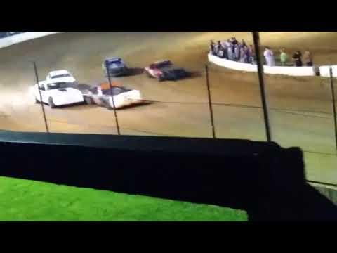 Lake Cumberland Speedway grassroots hobby stock heat 2 video 2   6/29/19