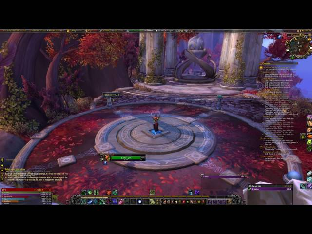 Suramar - Teleporters quests guide (The Delicate art of Telemancy)