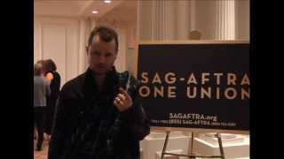 Graham, Basche, Winters, Fornatale, Klein and Simms are Voting Yes for SAG-AFTRA