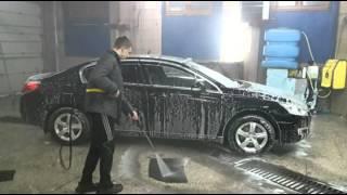 Как правильно помыть авто