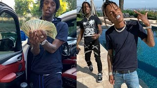 Famous Dex DISSES Rich The Kid for NOT DROPPING his Album, Thanks him Hours Later