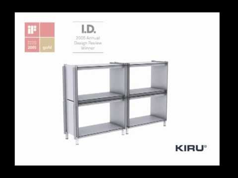 Kiru Regal Box Shelf System  Design Martin Borgs Berlin