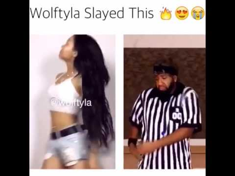 Wolftyla slayed it