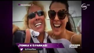 Tonka vs Farkas por qué se pelearon PRIMER PLANO