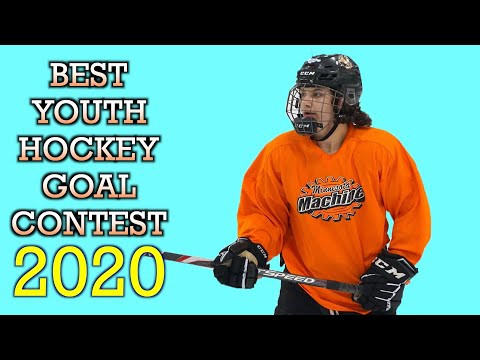 BEST Youth Hockey Goal Contest 2020