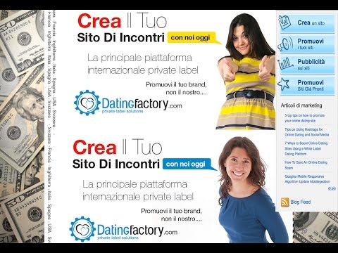 Sito di dating online