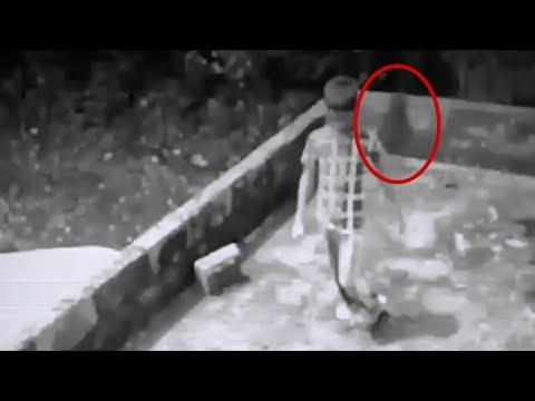 KORKMAYA HAZIR OLUN!!! Gerçek Hayatta Yaşanmış 7 Paranormal Olay