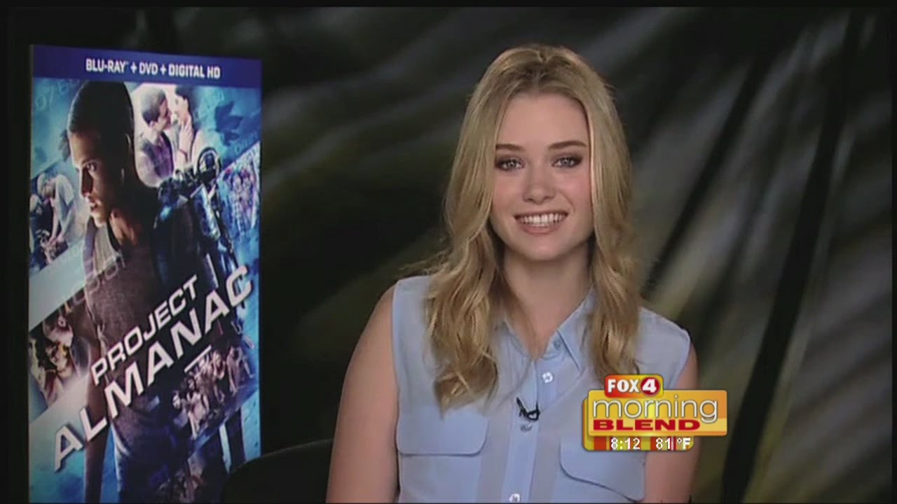 virginia gardner project almanac
