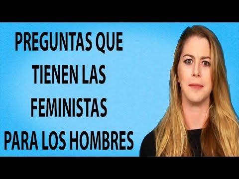 † † Preguntas † † que tienen las mujeres para los hombres