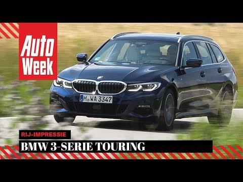 BMW 3-serie Touring - AutoWeek Review - English Subtitles