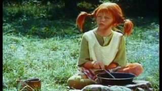 Pippi Langkous zit zonder Snuif