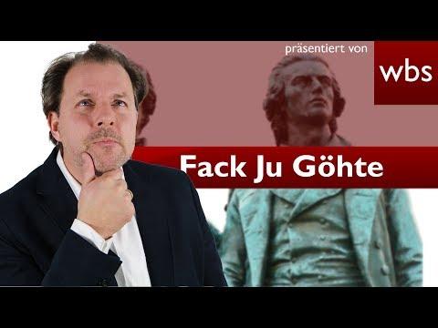 Fack Ju Göhte verstößt gegen die guten Sitten | Rechtsanwalt Christian Solmecke