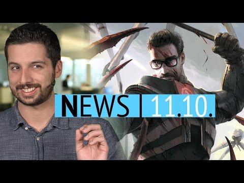 News: Hinweise Auf Half-Life VR - No Man's Sky Hat Schlechteste Bewertung Auf Steam