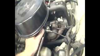 moteur 4L clan démarrage à froid