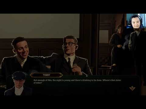 Peaky Blinders Mastermind level 1 with commentary  