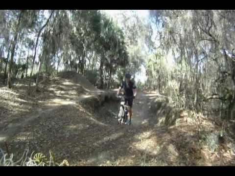 Technical Mountain Biking in Florida