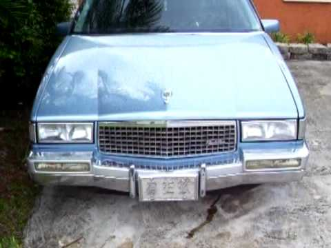 1990 Cadillac Deville video - YouTube