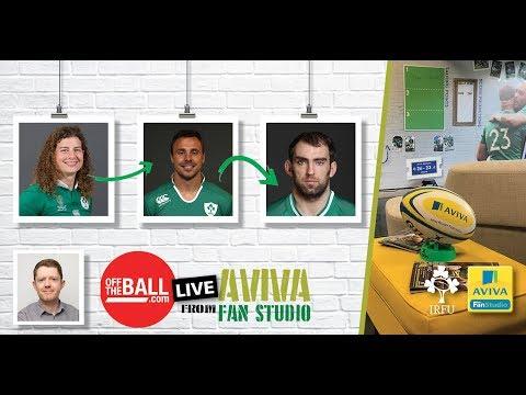 France 13-15 Ireland Full-Time Analysis: Off The Ball LIVE at the #AvivaFanStudio