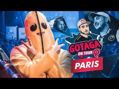 GRANDE FINALE DU GOTAGA ON TOUR À PARIS !!! (Show Complet)