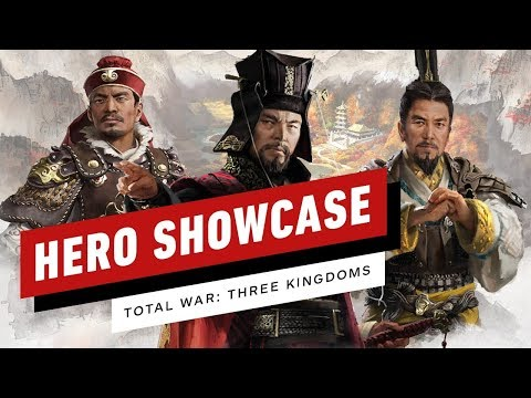 Total War: Three Kingdoms Warlord Showcase