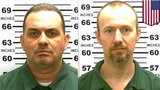 New York prison break: two killers escape Clinton Correctional Facility - TomoNews