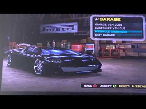How To Get A Dub Car In Midnight Club: LA For