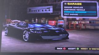 "How to Get a Dub Car in Midnight Club: LA for ""Free."""