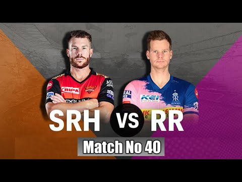 RR VS SRH | Match No 40 | IPL 2020 Match Highlights | Cricket 19 Xbox One | Hotstar Cricket