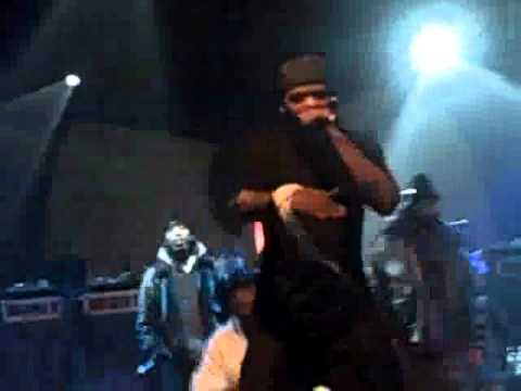 WU TANG CLAN 7TH CHAMBER LIVE @ BEST BUY THEATER 12/29/2010