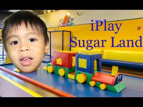Indoor Playground-iPlay Sugar Land