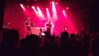 Die Orsons - Schwung in die Kiste (Live in Bochum)