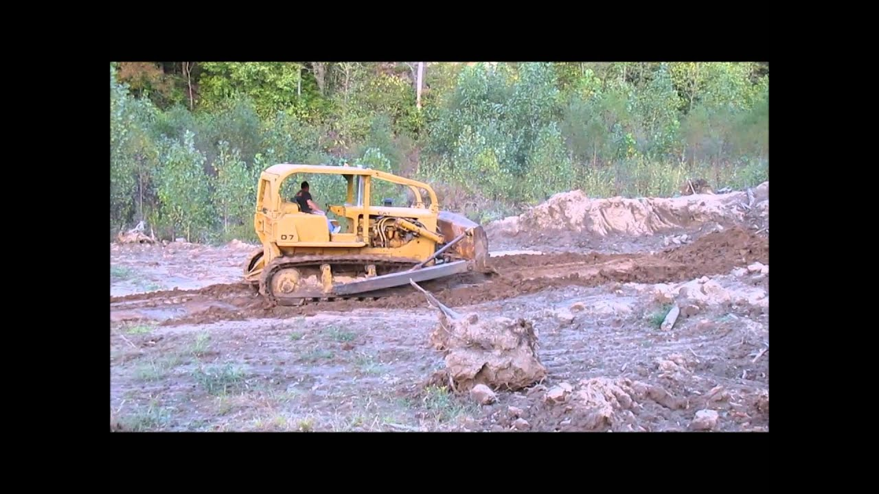 1968 Caterpillar D7E dozer for sale | sold at auction October 23, 2014