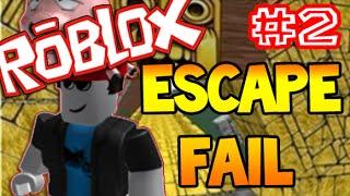 ROBLOX Adventures #2 | ESCAPE TEMPLE RUN FAIL (iOS Gameplay)