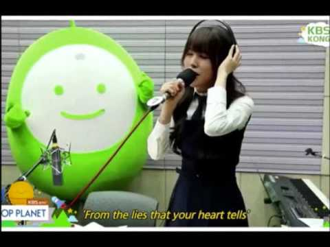 GFRIEND (여자친구) YUJU (유주) Cover Tamia's Song - If I Were You