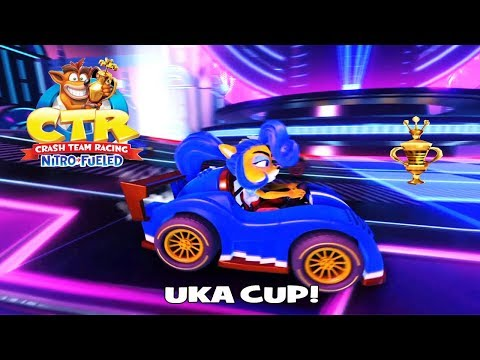Uka Cup | CTR Nitro-Fueled (PS4)